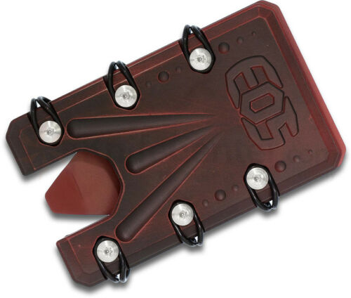 EOS Titanium 2.0 Wallet Red WAL/_2/_RW