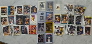 Magic-Johnson-Basketball-Card-Lot-Lakers-Ultra-Rare-With-Certified-Autograph