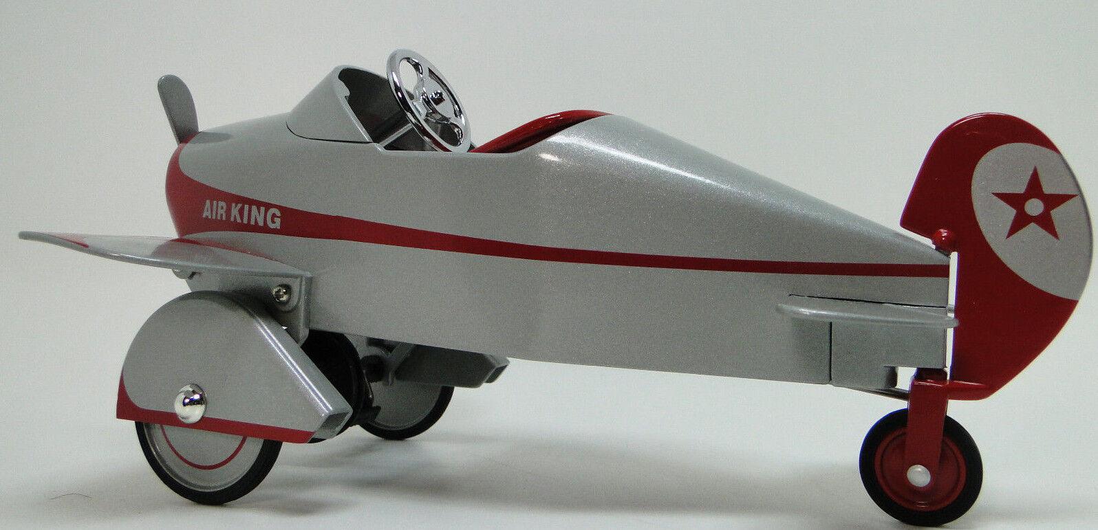 Plano de aire Auto A Pedal Segunda Guerra Mundial P51 Mustang avión Metal Tail Estrella     leer descripción