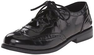 Rocket-Dog-Womens-Melody-Boxed-in-Pu-Tuxedo-Oxford-Pick-SZ-Color