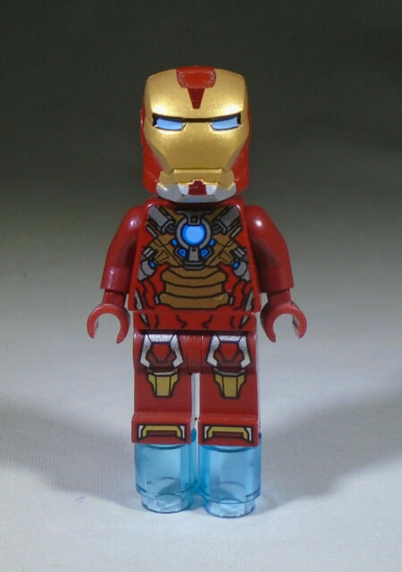 SH073 LEGO Iron Man Mark 17 Heart Breaker Armor 2013 ...
