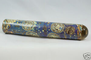 Oktaskop in Kartonhülse, Motiv Astronomie, ca. 20 cm Länge Umgebungs Kaleidoskop