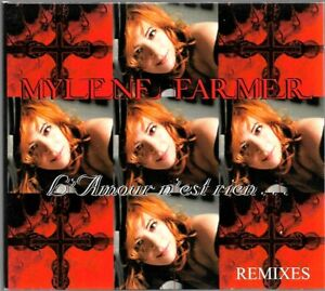 CD-MAXI-MYLENE-FARMER-L-039-AMOUR-N-039-EST-RIEN-REMIXES-BOITIER-DIGIPACK