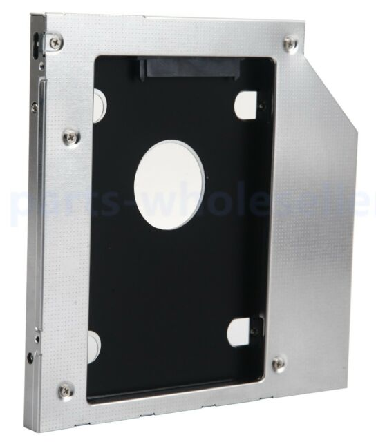 for Packard Bell EasyNote TM82 TM85 TM86 TV11HC 2nd HARD DRIVE HDD SSD HD Caddy