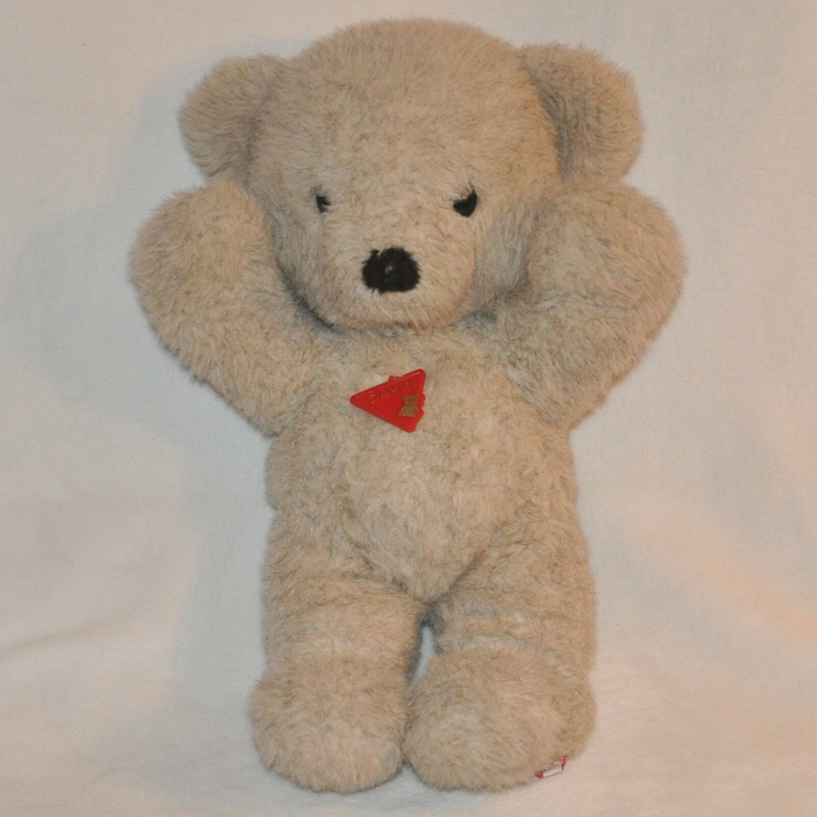 Vintage Dakin Cuddles the Bear Large Oatmeal Tan 1979 1979 1979 with Hang Tag 274ce3
