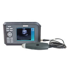 Vet Veterinary Wristscan Ultrasound Scanner Machine Handscan For Farm Animals Ce