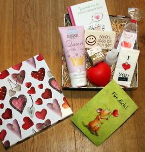 Details Zu Valentinstag Geschenk Box Valentinstaggeschenk Love Geschenke Set Liebesbeweis