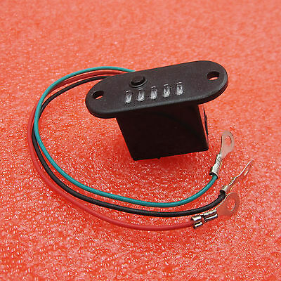 Mini 12V Battery indicator Charge Light LED voltmeter Condition Charging Module