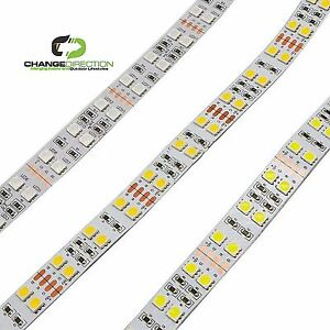 LED-Strip-SMD5050-EPISTAR-Dble-Row-12VDC-120-LED-m-IP66-RGB-1m-to-5m-length