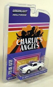 Greenlight-1-64-Scale-Charlie-039-s-Angels-1976-Ford-Mustang-II-Cobra-II-Model-Car
