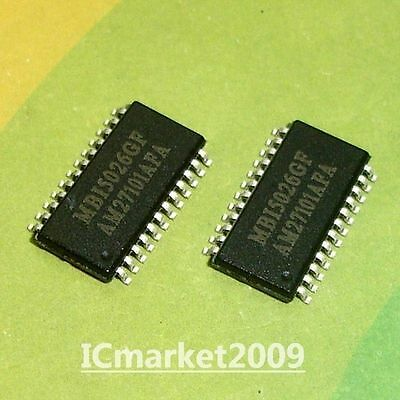 5 PCS MBI5026GF SMD MBI5026 Current LED Driver