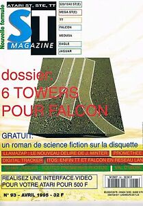 Humble St Magazine N°93 Avr 1993 : Towers Pour Falcon