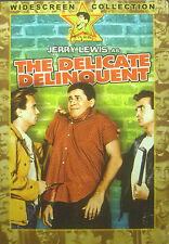 DVD JERRY LEWIS - the delicate delinquente