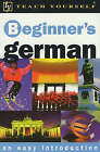 Beginner's German by Rosi McNab (Paperback, 2001)