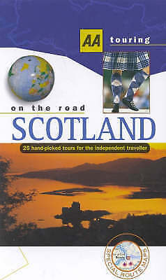 """""""VERY GOOD"""" Touring Scotland: 25 Hand-picked Tours for the Independent Traveller"""
