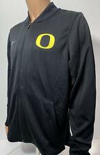7c3a1bb6127a6 Nike Oregon Ducks Long Sleeve Full Zip Men's Large Basketball 930663