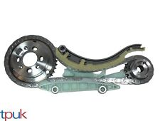 NUOVISSIMO FORD FOCUS TIMING CHAIN CASSETTA KIT 1.8 Diesel catena tensionatore Guide