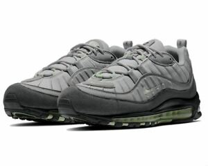 Details about Sale Mens Nike Air Max 98 640744 011 Trainers Grey Shoes