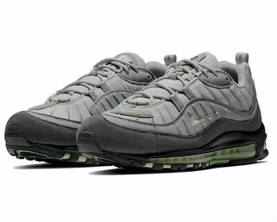 Sale Mens Nike Air Max 98 640744 011 Trainers Grey Shoes | eBay