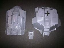 Warhammer 40k Space Marines Deathwatch Corvus Blackstar Hull Bits