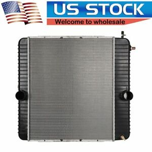 Details about New Truck Aluminum Radiator for Ford F750 F650 International on ford aerostar wiring, ford f100 wiring, ford e450 wiring, ford f550 wiring, ford f350 wiring, ford f150 wiring, ford f650 wiring,