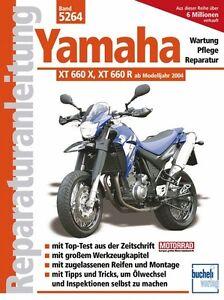 Yamaha-XT-660-X-R-ab-2004-Reparaturanleitung-Reparaturbuch-Reparatur-Handbuch
