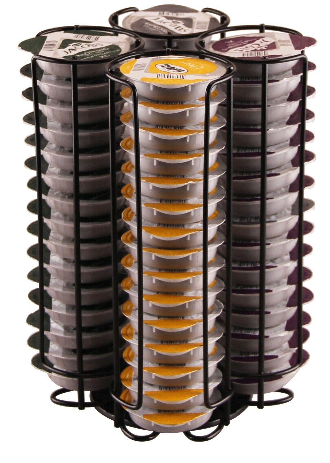 Taylor /& Brown/® Tassimo 52 Coffee Pod T-Disc Capsule Holder Dispenser