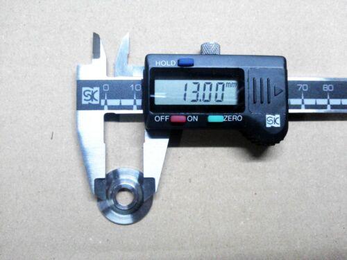 20mm Burton//Etc S Titanium Hardware Snowboard Binding Washers