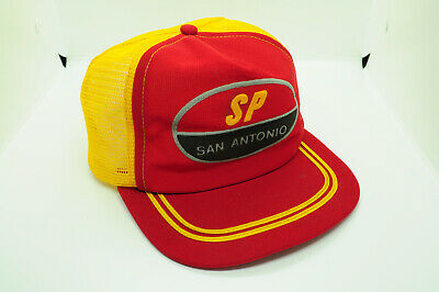 Southern Pacific Lines Railroad Embroidered Cap Hat #40-0002