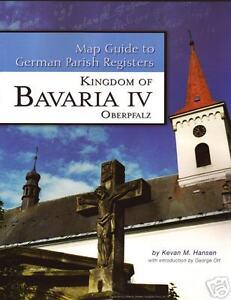 Tv Lupburg bavaria oberpfalz map guide to german parish registers ebay