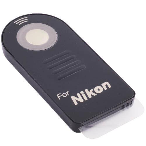 Collection Ici Mando Distancia Nikon Ml-l3 ★p7800 D3400 D5300 P900 P7700 P7100 P6000 1j2 1v2 Vous Garder En Forme Tout Le Temps