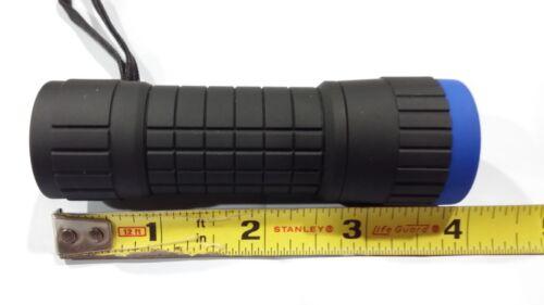 Weather//Slip Resistan 2 Super Bright 14 LED Hard Grip Style Casin Flashlight