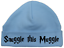HARRY POTTER New Round Baby Hat SNUGGLE THIS MUGGLE Gift Newborn//0-3M Shower