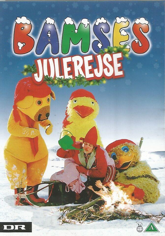 JULEKALENDERE PÅ DVD, instruktør Div, DVD