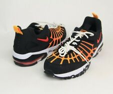 buy online 391c8 c49b9 Nike Air Max 120 Laser Orange Mens 819857-003 Black Training ...