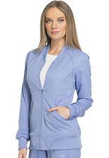 6a0424171af Dickies Dynamix Dk330 Women's Zip Front Warm-up Jacket Medical ...