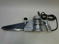 Wellsaw Model 404 Reciprocating Saw Meat Butchering Hunting 8 Blade