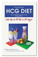 5 Hcg Weight Loss Diet Guides & Recipe Books The Complete Dr Simeon Phase 1 2 3