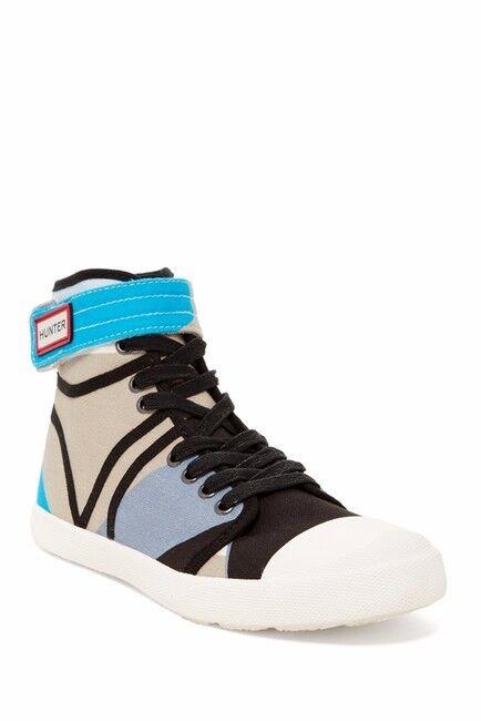 Hunter Original Dazzle High Top Sneaker SZ 10