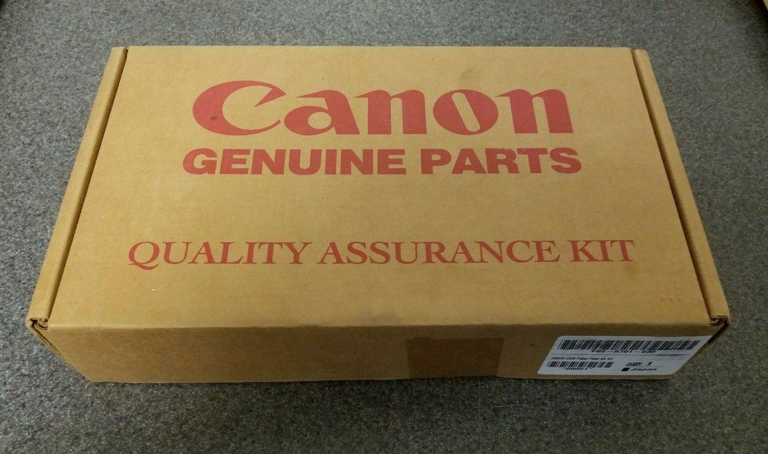 CANON F02-5701-010 PAPER FEED QA KIT GENUINE 250K