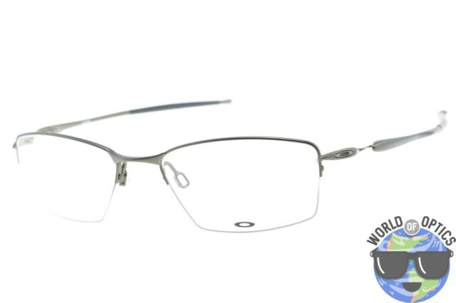 3327a59242 Oakley Lizard Titanium Eyeglasses Frame Model Ox5113 01 Pewter for ...