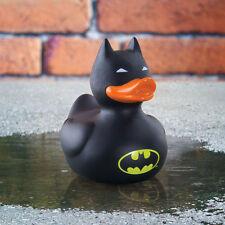 Official Batman Bath Rubber Duck Game Bath Tme Water Fun Toy Kids Gift DC Comics