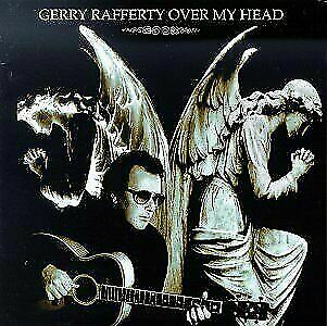 GERRY RAFFERTY - OVER MY HEAD - AVALANCHE CD - HAMBURG PRESSING
