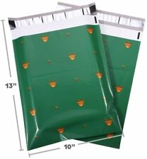 10x13 Christmas Holiday Poly Mailers Envelopes Mailing Shipping Bags Cute Design