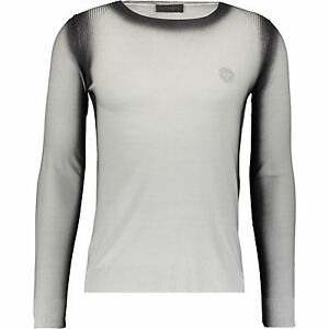 John 65 Genser 579 Jumper Off Biker Richmond £ It58 Grey Rrp Lux Silke 3xl 100 rYOqf5YwK