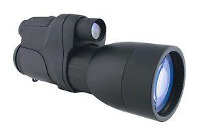 Yukon nachtsichtgerät nv 5x60 monokular fernglas ir infrarot ipx3