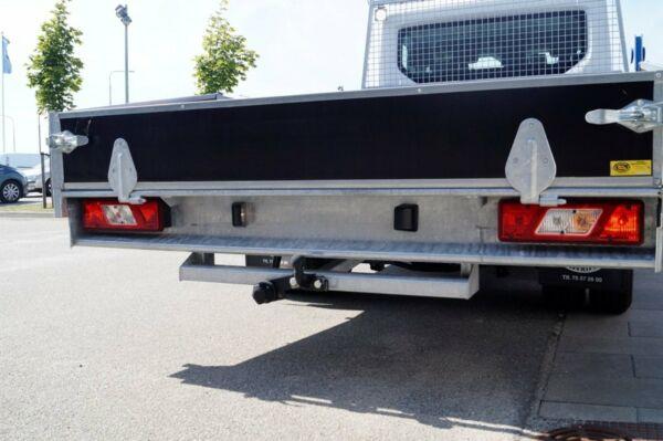 Ford Transit 350 L4 Chassis 2,0 TDCi 170 Db.Cab Trend RWD - billede 4