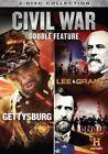 Gettysburg/lee & Grant 0031398181088 With Jonathan Frakes DVD Region 1