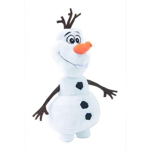 FROZEN peluche OLAF REGNO DI GHIACCIO DISNEY elsa ORIGINAL 20CM Pupazzo di Neve