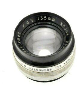 Seltene-Kodak-projection-Anastigmat-f4-5-135mm-Projektionsobjektiv